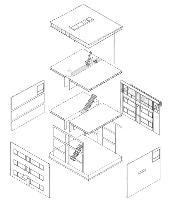 mussman 01 wheeler kearns architects BIM Manager Diagram wheeler kearns architects