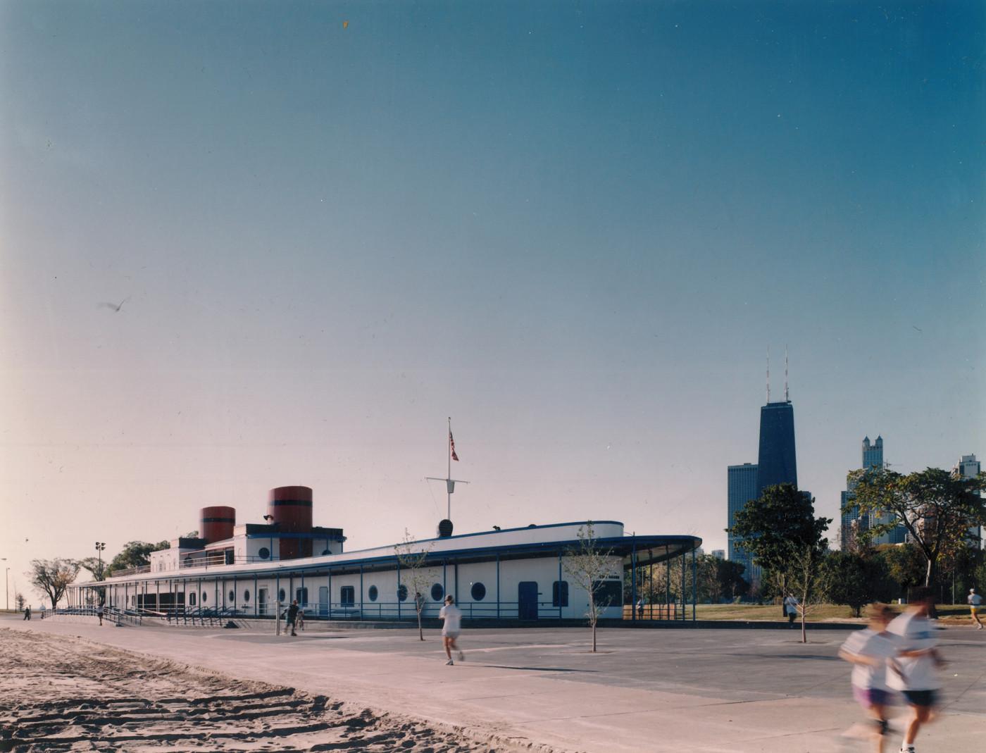 North Avenue Beach House Part - 15: Wheeler Kearns Architects