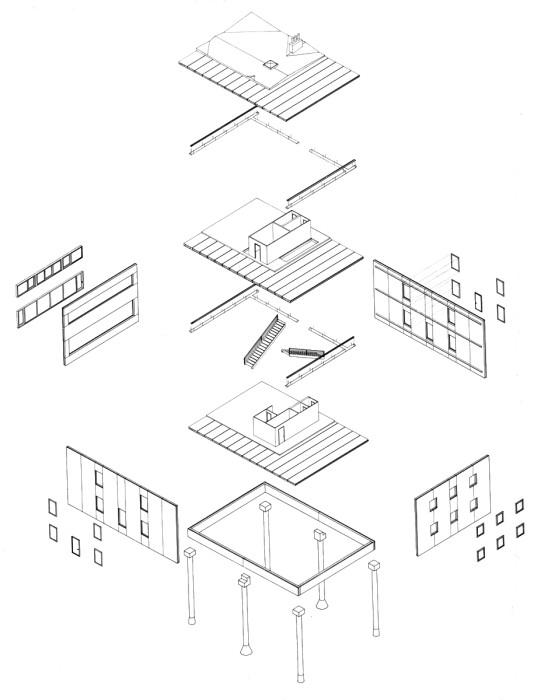 livework 20 wheeler kearns architects Sun Diagram Architecture image type diagram