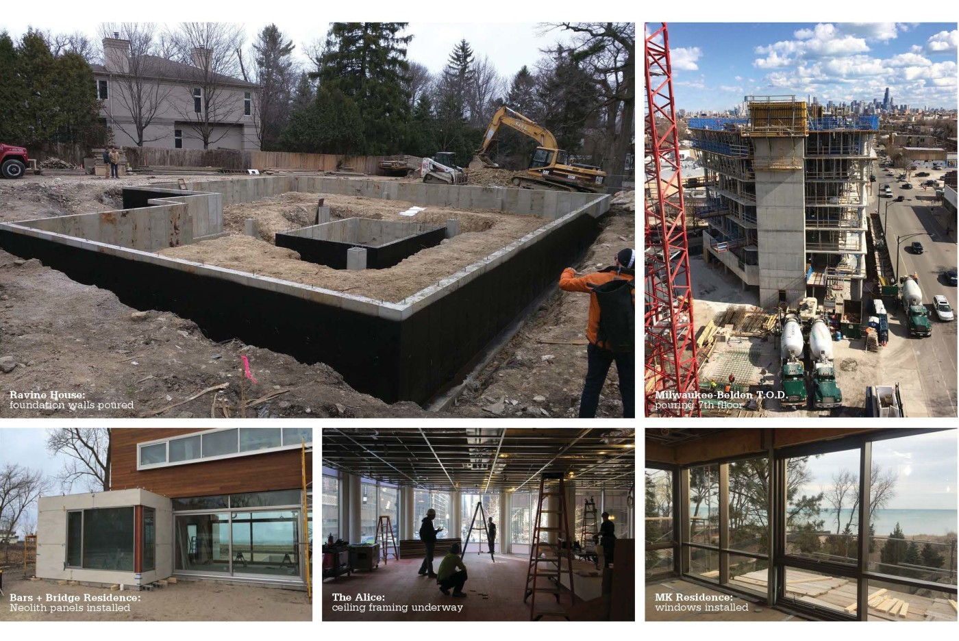Projects In-Progress - Wheeler Kearns Architects